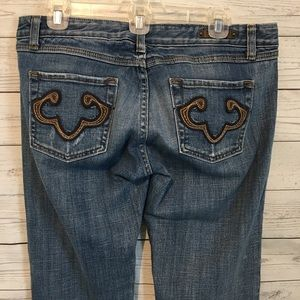 Rerock for Express Boot Cut Jeans 8